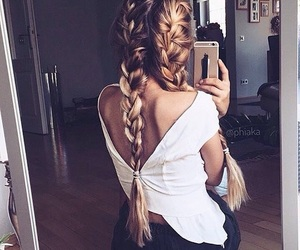 hairstyle, tumblr, and hd image