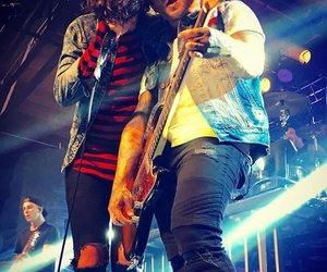 bands, music, and pierce the veil image