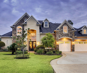 architecture, exterior, and Texas image