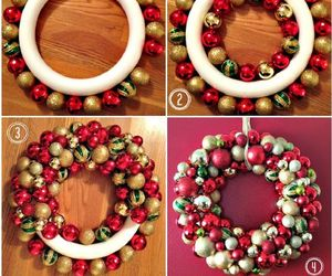 diy, christmas, and christmas decor image