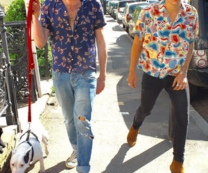 Harry Styles and nick grimshaw image