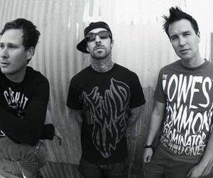 band, bands, and blink-182 image