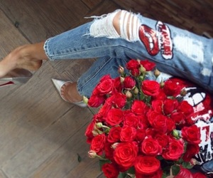 heels and roses image