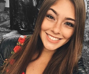beautiful, girls, and smile image