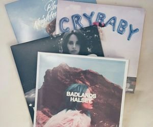 halsey, music, and lana del rey image