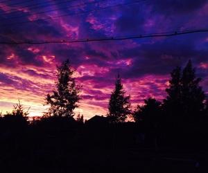 amazing, dark clouds, and like image
