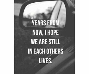 love, hope, and life image