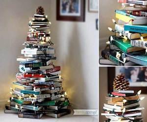 book, diy, and christmas image