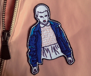 eleven, embroidery, and fashion image
