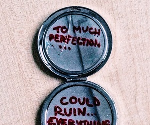 beauty, mirror, and love yourself image