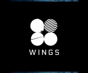 bts, wings, and jungkook image
