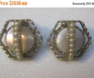 1950's, costume jewelry, and vintage jewelry image