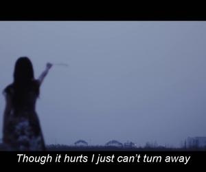 depressing, hurt, and it hurts image