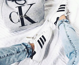 adidas, Calvin Klein, and fashion image