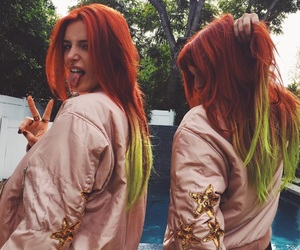 hair, bella thorne, and girl image