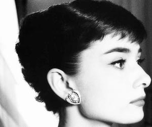 audrey hepburn, beauty, and vintage image