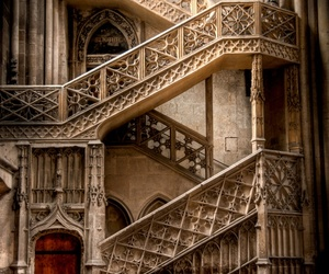 france, rouen, and cathedral image