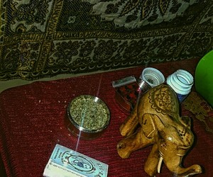 alternative, weed, and elephant image