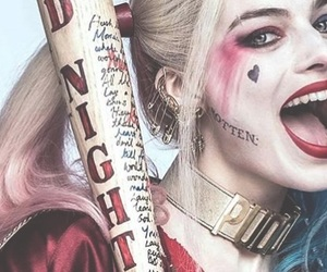 margot robbie, harley, and harley quinn image
