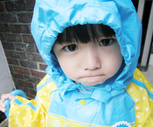 cute, baby, and ulzzang image