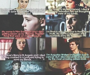 the hunger games, finnick odair, and will herondale image