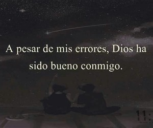frases, dios, and sentimientos image