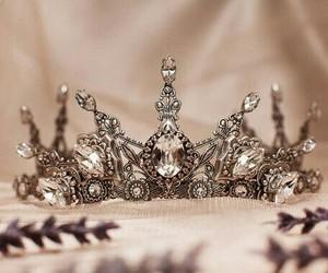 crown, princess, and tiara image