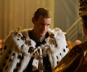 matt smith and the crown image