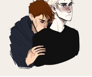 aftg, art, and book image