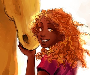 hazel levesque, the son of neptune, and heroesofolympus image