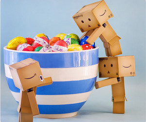 danbo, candy, and sweet image