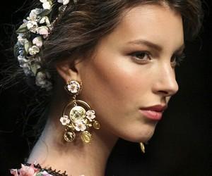 blossom, model, and season image
