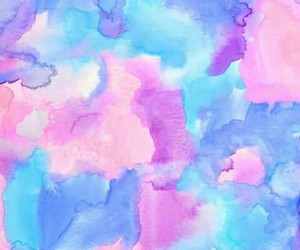 background, pink, and blue image