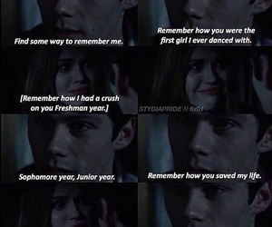 crush, remember, and teen wolf image