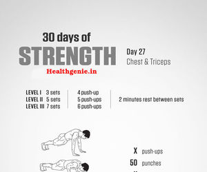 exercise, bodybuilding, and fitness image