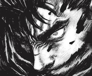 blood, death, and manga image