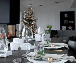 christmas, decorations, and design image