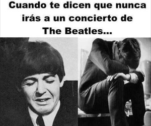 the beatles, mccartney, and paul image