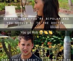 funny, kim kardashian, and whore image