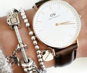 watch, bracelet, and fashion image