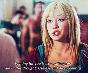 quotes, Hilary Duff, and movie image