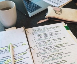 school, college, and studyblr image