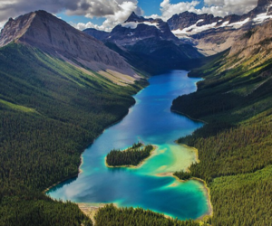 canada, nature, and outdoor image