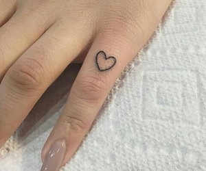 tattoo and nails image