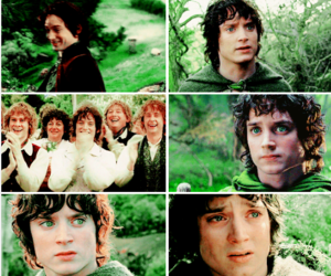boy, the lord of the rings, and frodo baggins image