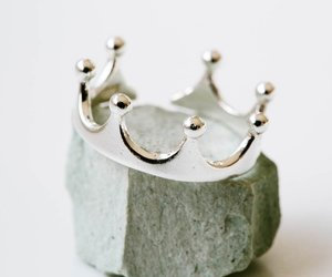 thumb ring, knuckle ring, and animal rings image