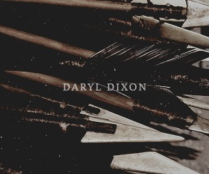 aesthetic, the walking dead, and daryl dixon image