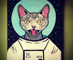 cats, good art, and hipster image