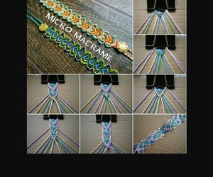 bracelets, diy, and projects image