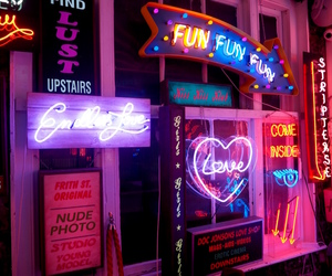 neon and lights image